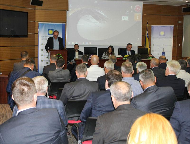 Održana prva konstituirajuća i izborna sjednica Skupštine Privredne/Gospodarske komore FBiH za mandatni period 2018-2022. godina