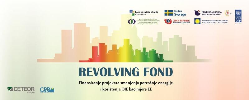 """Danas u Bihaću jednodnevna obuka """"Program finansiranja projekata smanjenja potrošnje energije i korištenja obnovljivih izvora energije kao mjere energijske efikasnosti u javnom i privatnom sektoru kroz Revolving fond"""""""