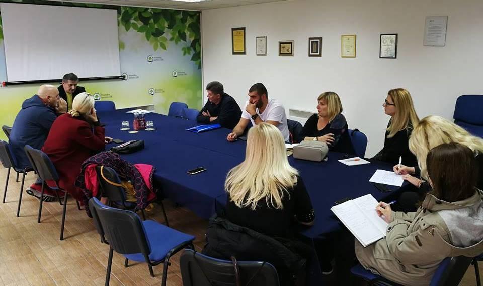 Nacionalni park Una i turistički privrednici - Analiza turističke sezone 2018