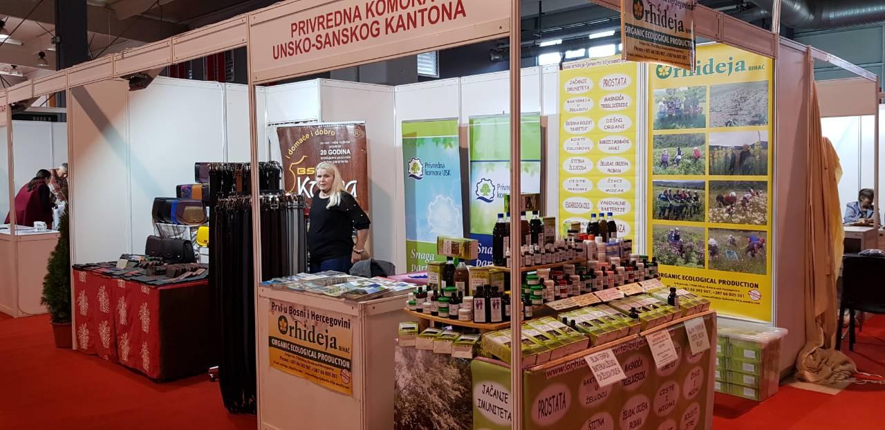 Privredna komora USK sa članicama na 17. Međunarodnom sajmu privrede u Brčkom