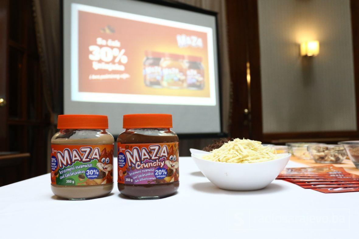 AC Food lansirao premium kremni namaz Maza