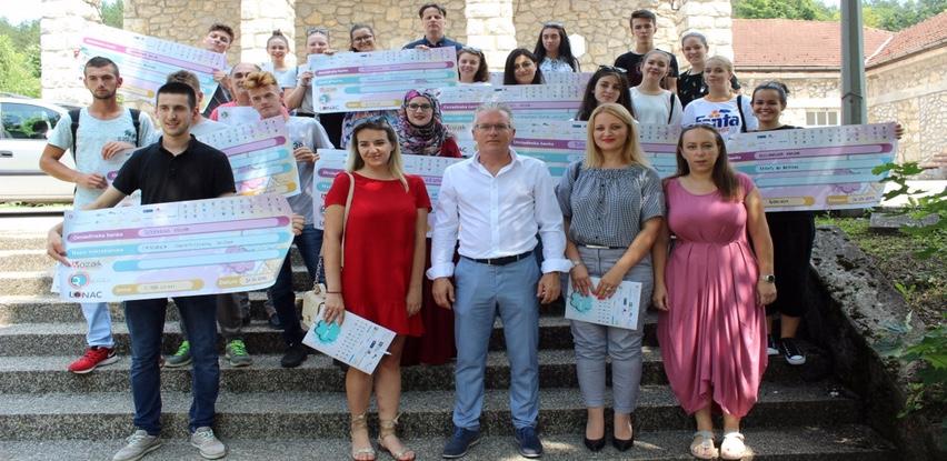 Finansirano osam neformalnih grupa mladih i dva mikrobiznisa u Bosanskoj Krupi