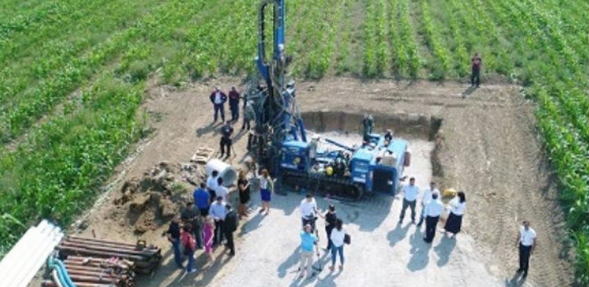 Počela prva istražna bušenja o potencijalima termalnih voda u Cazinu