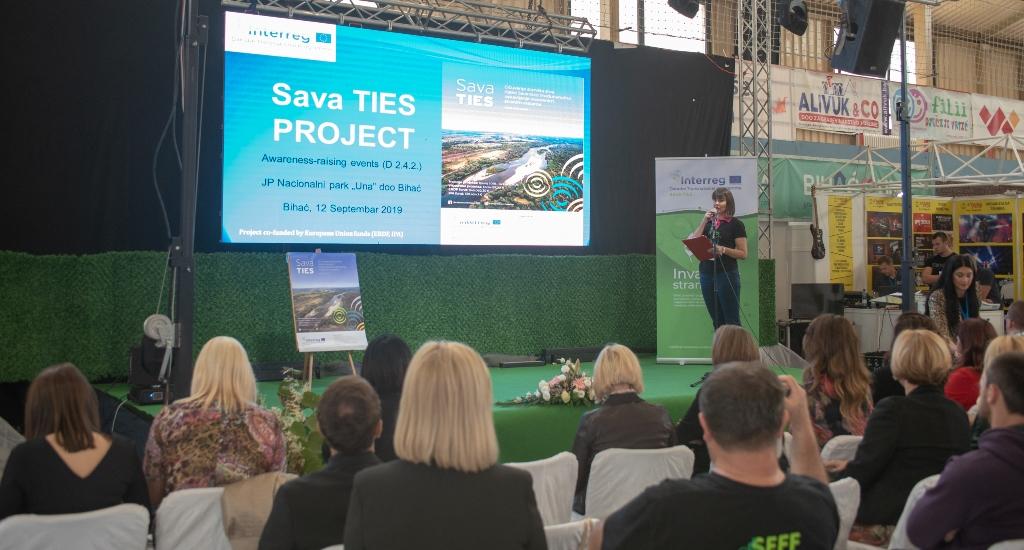 """Održana prezentacija projektnih aktivnosti Sava TIES """"Očuvanje staništa, utjecaj i upravljanje invazivnim vrstama"""""""