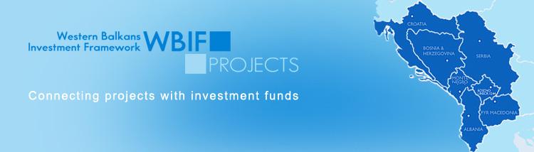 Peti poziv za dostavljanje aplikacija za aplikacija za sufinansiranje investicionih projekata putem WBIF