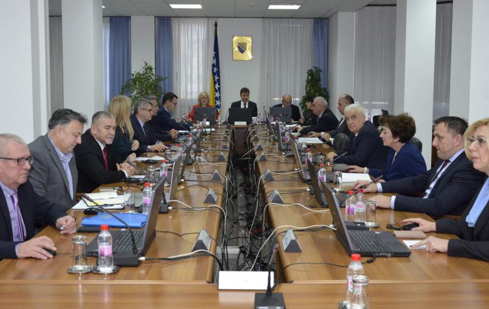 Federacija Bosne i Hercegovine proglasila stanje nesreće zbog koronavirusa